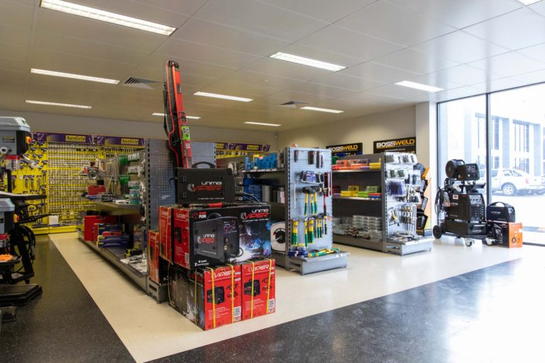 Huge range of spare parts, welding equipment and tools in store now!